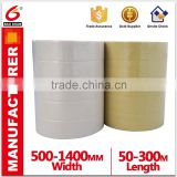 China Hotmelt/rubber No Residue Crepe Paper Masking Tape For Sealing And Bunding Holding