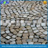 Bush hammered G684 granite Paving Stone