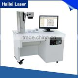 Hailei Manufacturer fiber laser marking machine price laser marker power 50W machine for carving price