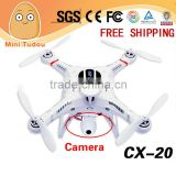 GPS Quadcopter CX-20C Drone With HD Camera AUTO-Pathfinder Radio Control Drone CX-20 RC Quad Copter