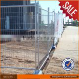 temporary fence panels / construction site safety fence                                                                         Quality Choice