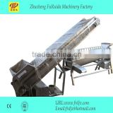 chicken feet conveyer/poultry broiler equipment/abattoir machinery