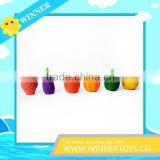 3D mini Fruit and Vegetable Shape eraser