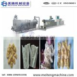 Textured Soya Protein /Isolated Soybean protein process machine/line