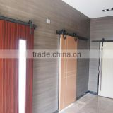 Sliding barn door hardware wooden sliding door hardware barn door hardware 2016 hot sale sliding door roller