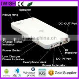 3D DLP mobile phone projector android wifi support Android iOS Windows Mac