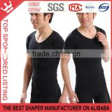 MENS SLIMMING COMPRESSION CORSET GIRDLE FOR FAT BELLY CONTROL WEIGHT LOSS Y71