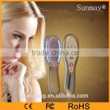Ion galvanic light wave high frequency treatment for hair loss Health and care hair growth comb