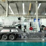 Liming quarry stone mobile crusher Liming hot sale mobile crusher, mobile crusher station