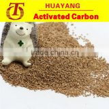 2-4mm filter media walnut shell granule for water treatment removal oil