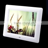 Customize 8 inch LCD WIFI remote control touch screen battery operated digital picture frame/photo frame