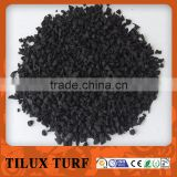 Recycled EPDM Black Rubber Granules for Aritificial Grass