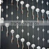 glass stone for jewerly curtain,crystal crafts curtain,curtain