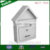 High-quality Mail Box fingerprint mailbox and mailbox with master key gift box in mailbox shape