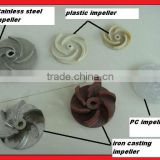 water pump part spare part accessories mechanical seal cable strainer impeller bearing shaft