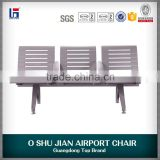 Foshan aluminium alloy price airport chair waiting chairs                                                                                                         Supplier's Choice