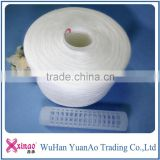 30/2 30/3 Raw White and optical white Bright Spun Polyester Yarn On Dye Tube For Sewing