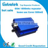 gsm 1800 repeater made in china cell phone signal amplifier,mini size gsm transmitter and receiver