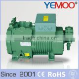 Yemoo Semi-hermetic piston 10HP open type refrigeration freeze compressor for condensing unit chiller for cold room