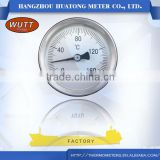 2014 hot selling capillary temperature gauge