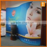 Stretch Tension Show Backdrop Wall Tension Fabric Display