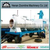 20T/HR CAP20 Portable Drum Asphalt Mix Plant