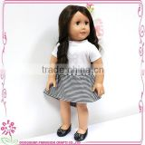 Wholesale hot sale 18 inch american girl doll make in China