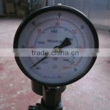 Pressure gauge range:0-60 Mpa,PS400A-I ideal instrument calibrate tester,nozzle calibration tester