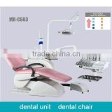 MR-C603 hot sale portable dental chair unit made in China