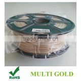 Dropshipping Plastic Rods Wood Filament 1kg Diameter 1.75mm/3.0mm Material For 3D Printer