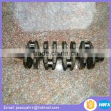 Forklift excavator parts for Daewoo DB33 engine crankshaft 65.02101-0059B