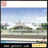 China factory PVDF Cover Q235 Steel wedding tents from china Guarantee year 10years permanent structure
