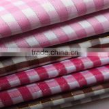 wholesale upholstery garment check madras plaid fabric