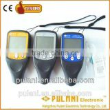 Paint coating thickness measurement gauge which widely used for car paint checking fields