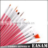 Nail brush Professional Painting Pen Nail Art Tool Brushes Sets                                                                         Quality Choice