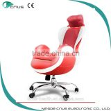 Eco-friendly and healthy designed OEM COLOR office super power massage chair