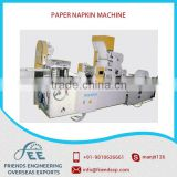 Hot Sale 2 Colours Flexor Printing Paper Napkin Machine Manufacturer Bulk Rate