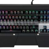 Latest RGB gaming Mechanical Keyboard Factory