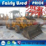 JCB 3CX Backhoe Loader with Telescope Boom