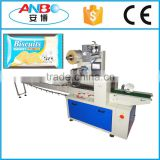 2016 New Design Top Quality Flow Wrapping Machine                                                                         Quality Choice