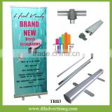 Retractable roll up banner stand, roller banner, roller banner stand                                                                         Quality Choice