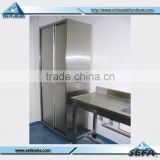 stainless steel medical cabinet/stainless steel hospital cabinet/stainless steel cabinet