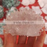Natural Rock Mini Quartz Clear Crystal Cluster Wholesale