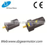 25W Single-Phase AC Brake Gear Motor with Common Helical Gear