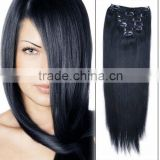 clip on human hair extension /clip in human hair/clip hair /clip hair extension/clip on /in human hair extension/hair product