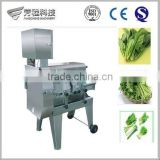 hot sale commercial Vegetable cutting machine/leafy vegetable cutter