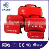 EVA Travel first aid kit Survival Emergency Medical case Outdoor small car first aid kit bag