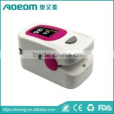 Medical service FDA approved colorful neonatal pulse oximeter