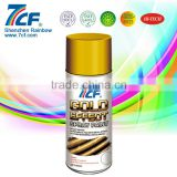 2015 High Quality Rainbow Fine Chemical Brand 7CF 400ml Acrylic Plastic Dip Spray Paint