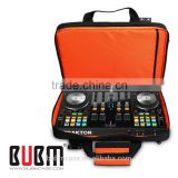 BUBM Cheap Latest Club Disco DJ Equipment Cases for Tractor S4 Pioneer Controller Nylon Black Bag
